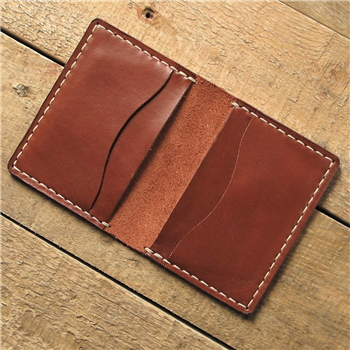 Hand made wallets